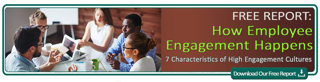 How Employee Engagement Happens, a free report